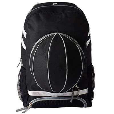 CBB5809-1 Sports Backpack with Ball Holder