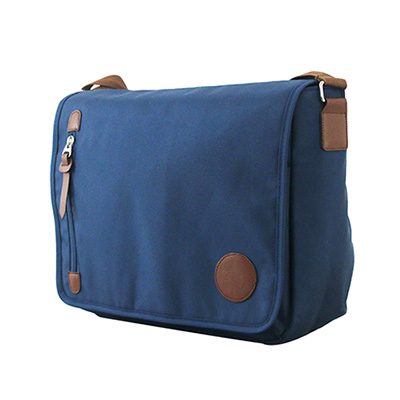 CBB4109-1 Fashion Blue Nylon Messenger Bag