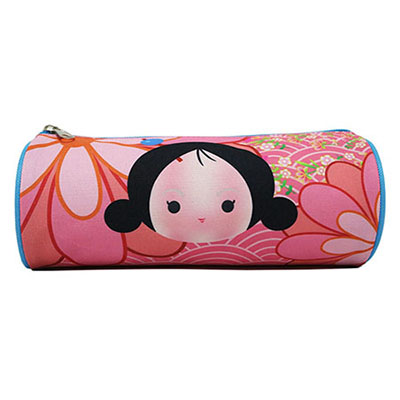 338971 Polyester Cylinder Pen Bag