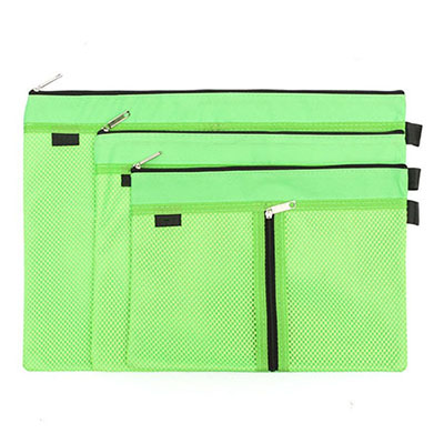 CBB3799-1 Polyester Zipper File Folder